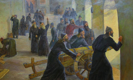 Оборона Троице-Сергиевской лавры