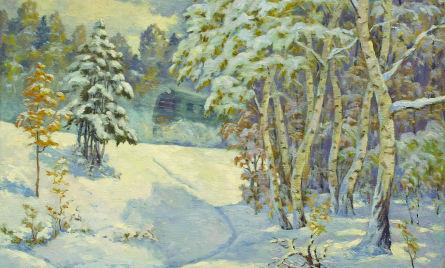 Неожиданный снег