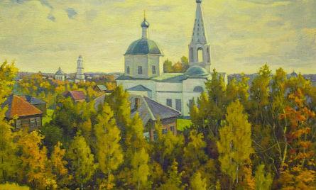 Серпухов. Троицкий собор
