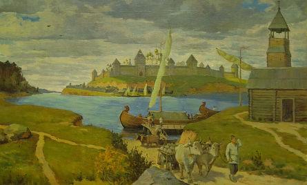 Город древний
